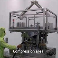 Compression Area Cleaning