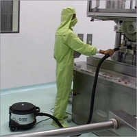 GD930 In Compression Room Cleaning