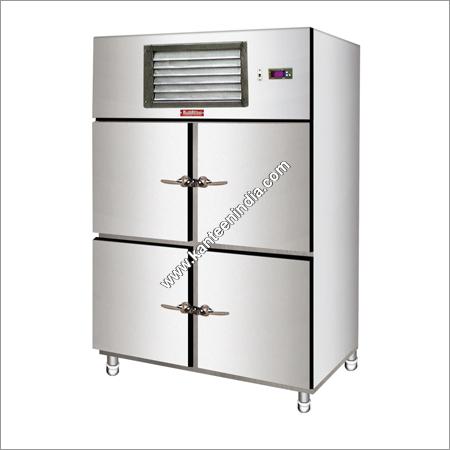 4-Door Vertical Freezer