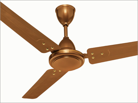 Golden Brown Fan