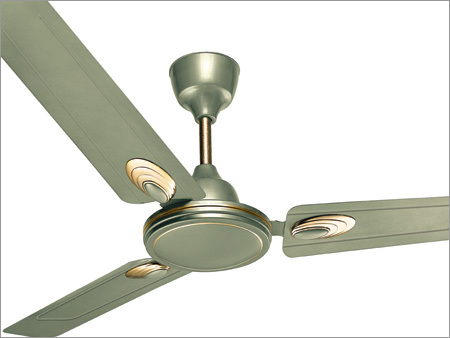 Delite Pista Metallic Fan
