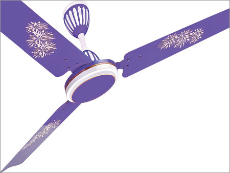 Diplomat Violet Ceiling Fan