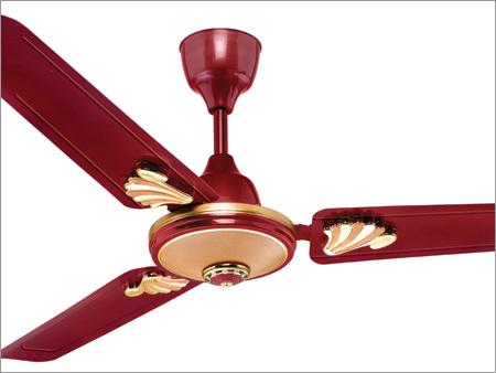 Flora Copper Ceiling Fan