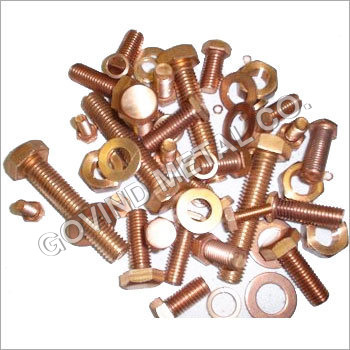 Aluminum Bronze Nuts / Bolts