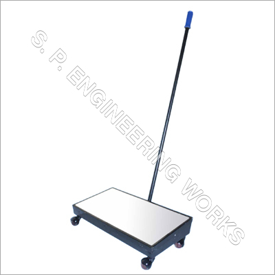 Trolley Mounted Mirror