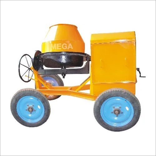 Concrete Mixer Machine (3/4 Bag)