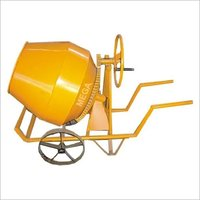 Concrete Mixer Machine (Hand Operated )