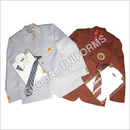Institutional Logo Uniform