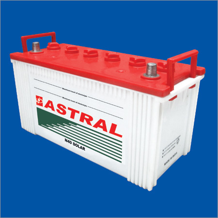 Pro Solar Battery