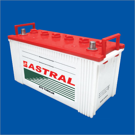 Tubular Power Battery