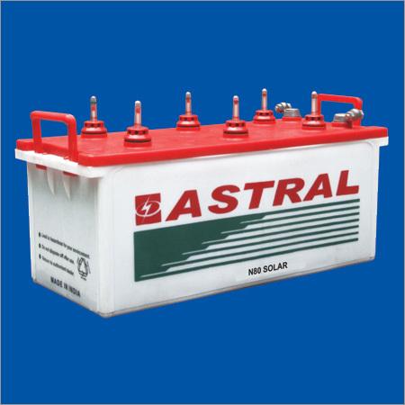 N 80 Solar Battery