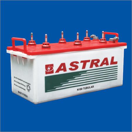 N 180 Tubular Power Battery