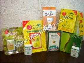 Stevia Base Products