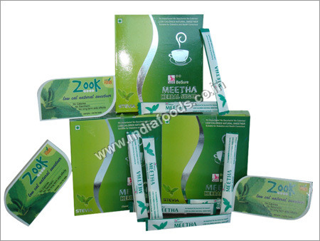 Stevia Tablets and Sachets