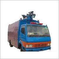Mobile Disaster Management Van