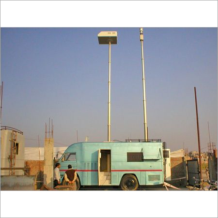 Mobile Communication Vans