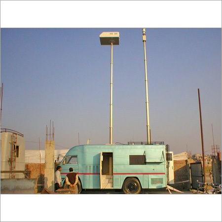 Mobile Communication Vans