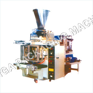 Multitrack Liquid Filling Machine