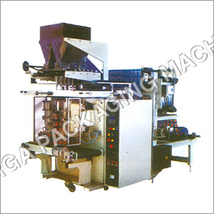 Multitrack Filling Machine