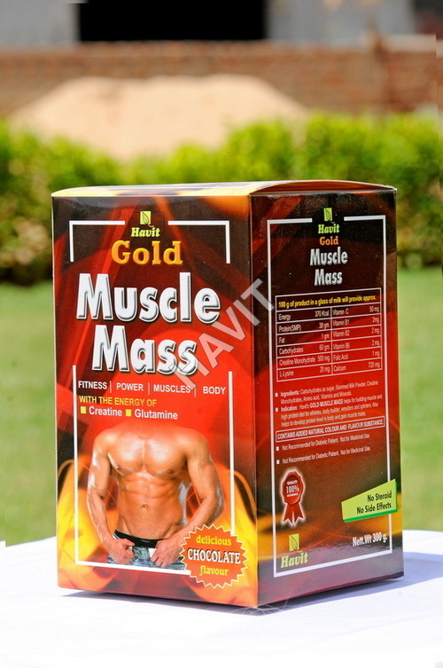 Muscle Mass Supplements