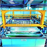 PLC Controlled Electroplating Plant