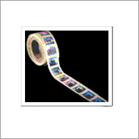 Self Adhesive Hologram Label
