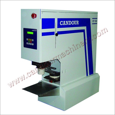 Single Colour Economy Tampon Printing Machine