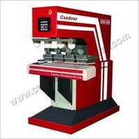 Multi Colour Pad Printing Machine
