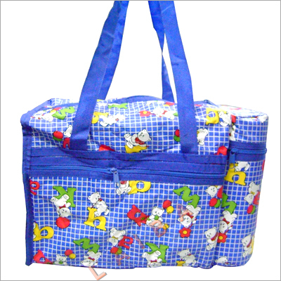 Baby Bag with Warmer