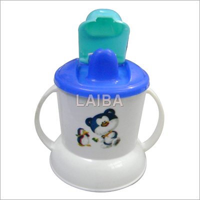 Baby feeding Two Handle Cup