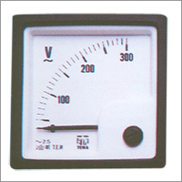 AC Moving Iron Sq 72 Panel Ammeters & Voltmeters