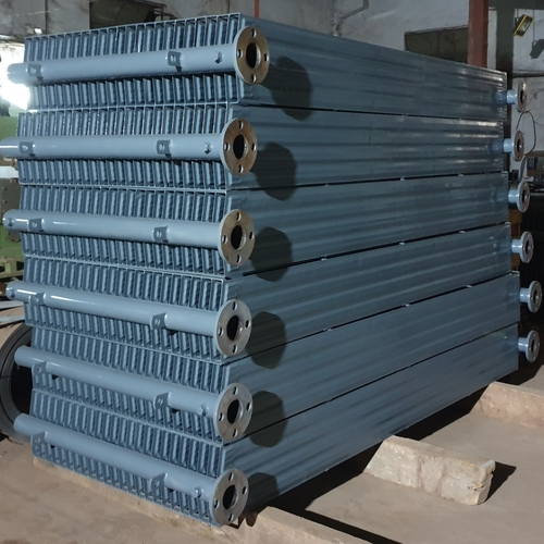 FA Type Radiators with Flange