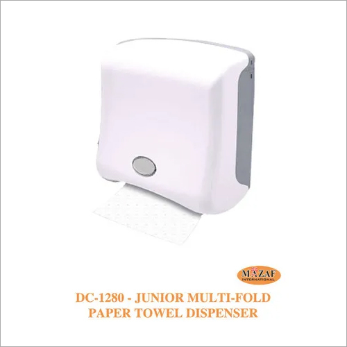 Junior M-Fold Paper Towel Dispenser