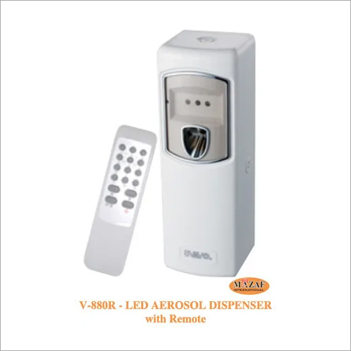 V-800R LED Aerosol Dispenser with Remote