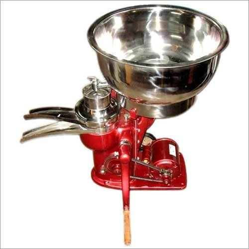 700 LPH Milk Cream Separator