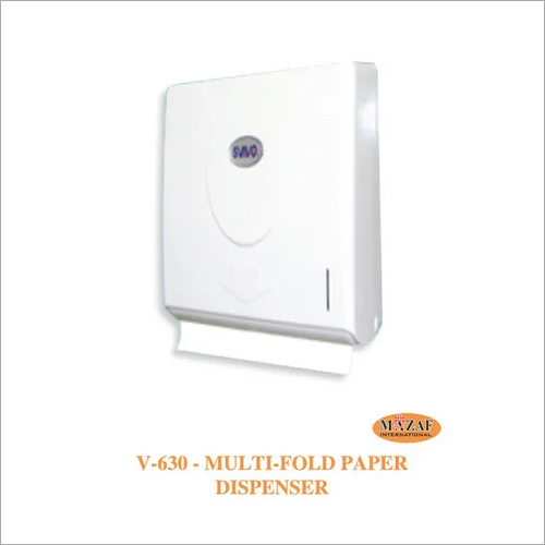 M-Fold Paper Towel Dispenser