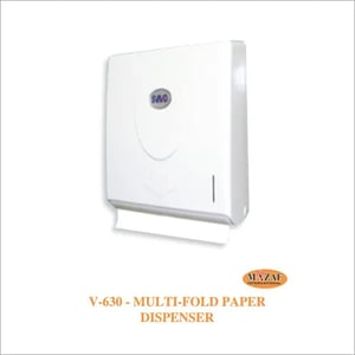 M-Fold Paper Towel Dispenser