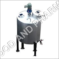 Storage Mixing Tanks