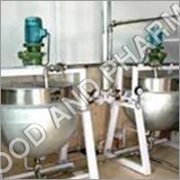 CHEMICAL & PHARMA EQUIPMENTS