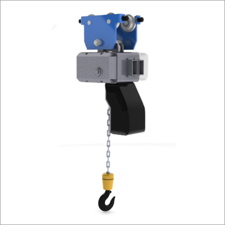 Chain Hoist Push Trolley