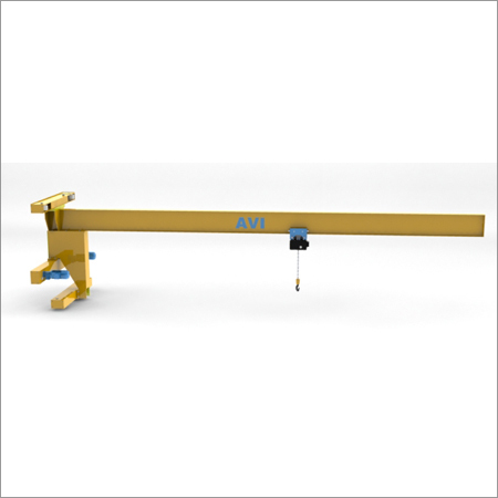 Traveling Type Jib Crane
