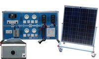 Photovoltaics: Grid-Connected and Stand-Alone Trainer