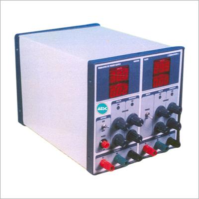 Dual Output Variable DC Power supply (0 30V 2A CV)