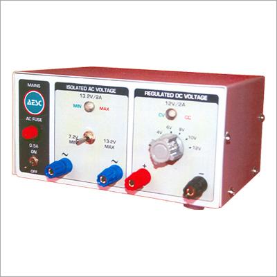 Isolated AC DC Power Supply (0 7.2V - 13.2V)