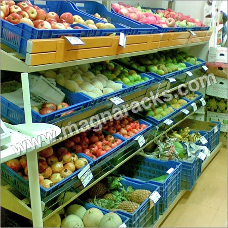 Fruit & Vegetable Rack