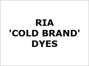 Cold Brand Dyes