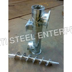 Steel Auger Screw