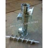 Steel Auger Screw