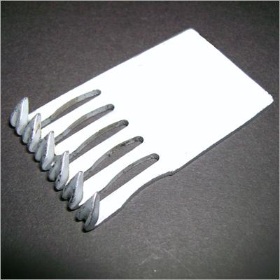 Upper Hook Plates for Fishnet Machine