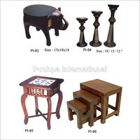Wooden Decorative Articles
